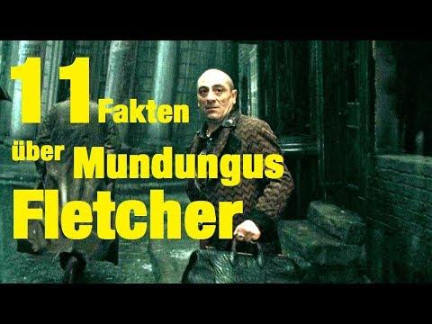 11 FAKTEN über Mundungus FLETCHER