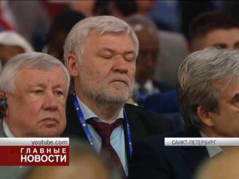 Вадим Потомский подписал ряд соглашений в ходе XX Петербургского  международного   форума