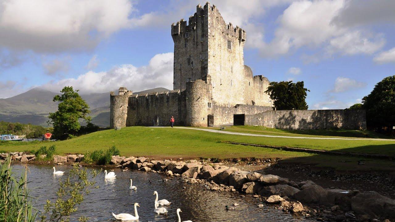 Killarney Ireland Tourism HD  National Park