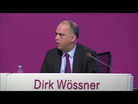 Social Media Post: Bilanzpressekonferenz für das Geschäftsjahr 2017 – Dirk Wössner