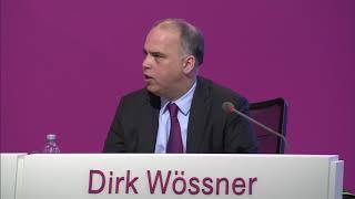 Bilanzpressekonferenz für das Geschäftsjahr 2017 – Dirk Wössner thumbnail