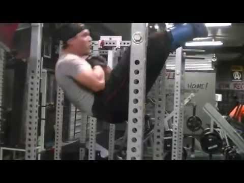 advanced gravity boots insane workout..