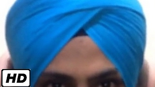 how to tie parna pagg style WATTAN wala By Harpreet singh 2017