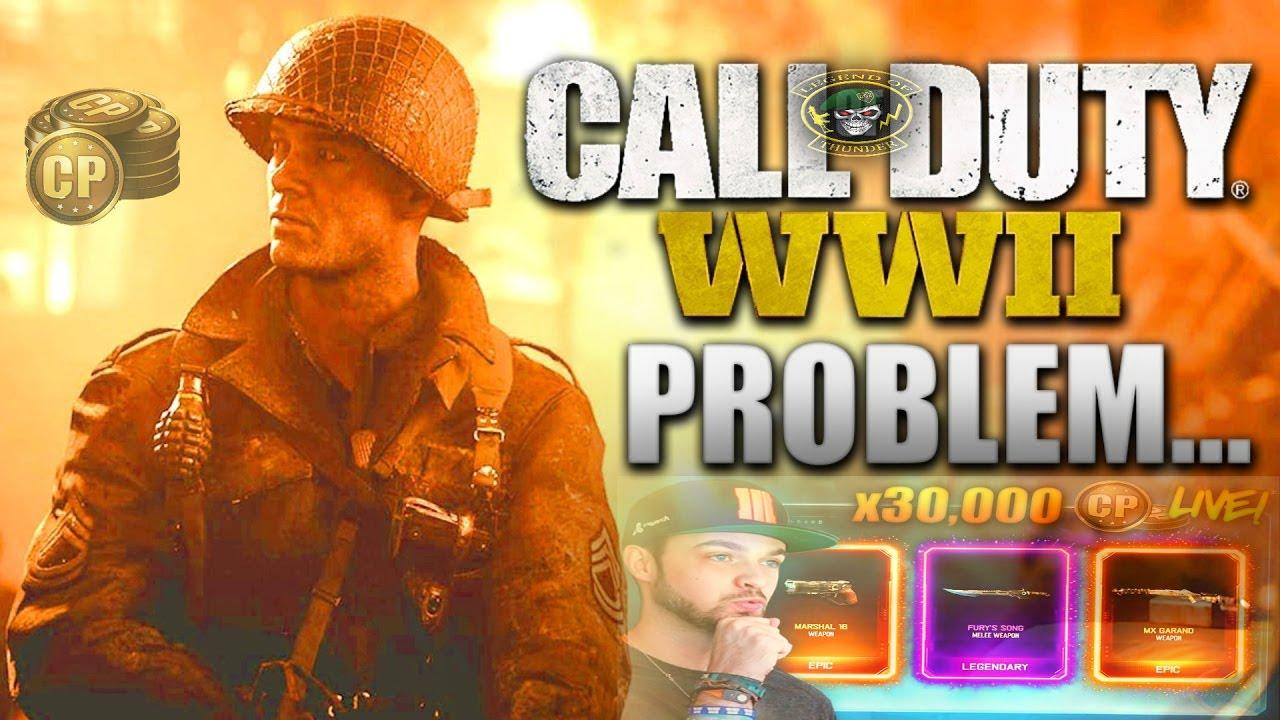 Matchmaking problems cod ww2