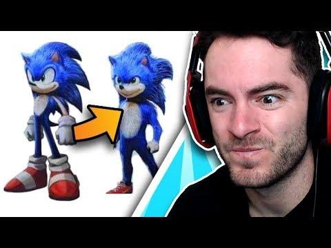 Sonic Vs. Sanic (Crappy Off Brands #6)