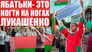 Экс-силовик стал комиком и жёстко стебёт ябатек и всех прикорытников Лукашенко
