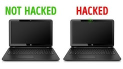 12 Signs Your Computer Has Been Hacked