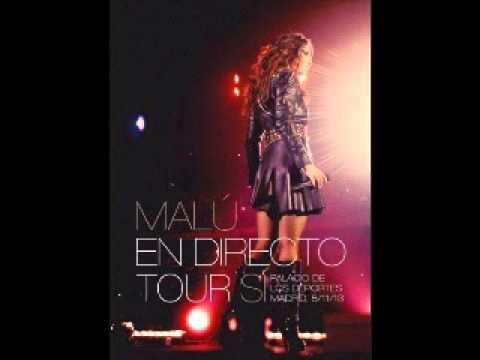 Malú Feat David Bisbal- Te voy a olvidar (En vivo- Tour Si)