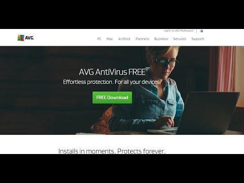 How to Download and install AVG Antivirus 2017 Activated