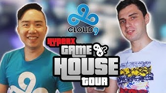 Cloud9 CS:GO HyperX Gaming House Tour 2019