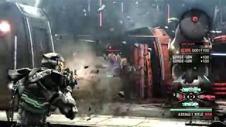 Vanquish | PC Gameplay | 1080p HD | Max Settings