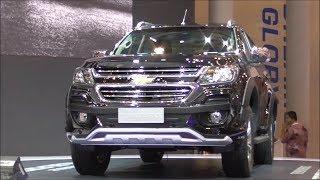 Chevrolet Luncurkan SUV Petualang Trailblazer Terbaru di GIIAS 2018