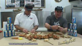 Crabs To Go- How To Pick Crabs