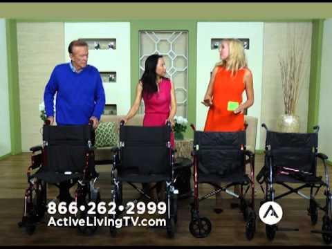 NOVA  Transport Chairs  YouTube