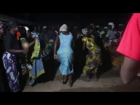 Konkomba Cultural Dance - CAIB - Part 5