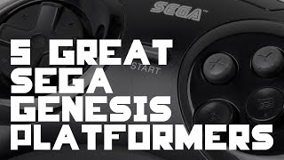 5 Great Sega Genesis Platformers - IMPLANTgames