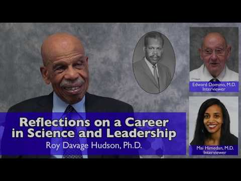 Reflections on a Career in Science and Leadership