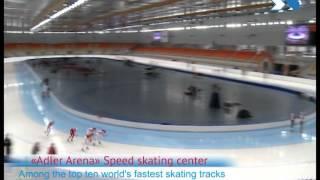 Olympic Venues (Sochi, Olympstroy)