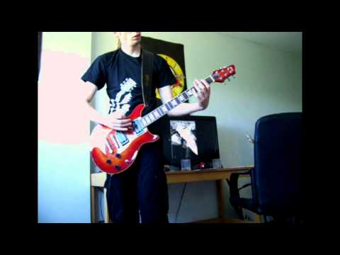 Slash – Apocalyptic Love (backing track + tab + cover with solo)