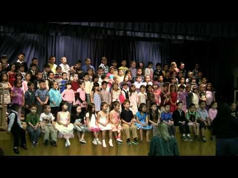 2011 Sunnyside Elementary School Award