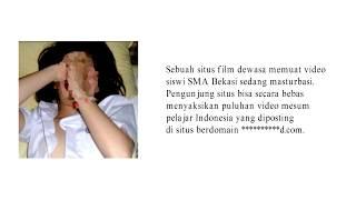 Download Video Video B*kep Siswi SMA di Bekasi ini Tersebar di Situs Por*o MP3 3GP MP4