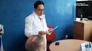 Entrega de reconocimiento al Dr. Bioney Domínguez (Extendido)
