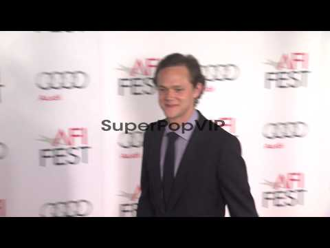 Joseph Cross at AFI Fest 2012 Closing Night Gala World Pr...
