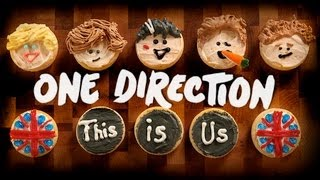 Make One Direction This Is Us Cookies! | Dessert Ideas | Just Add Sugar