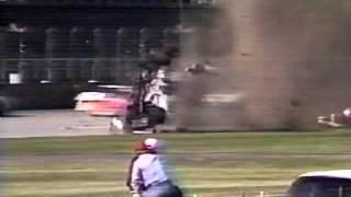 Tom Usry 1989 ARCA 200 at Daytona