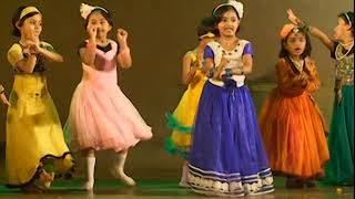 Chotoder Dance , R Gaan  Manus to tai chaan...........................