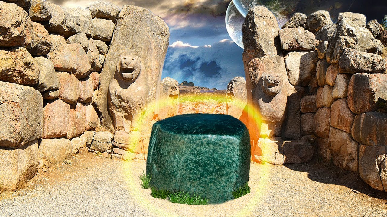 Die Pyramide Und Der Würfel Widerlegen Die Geschichte