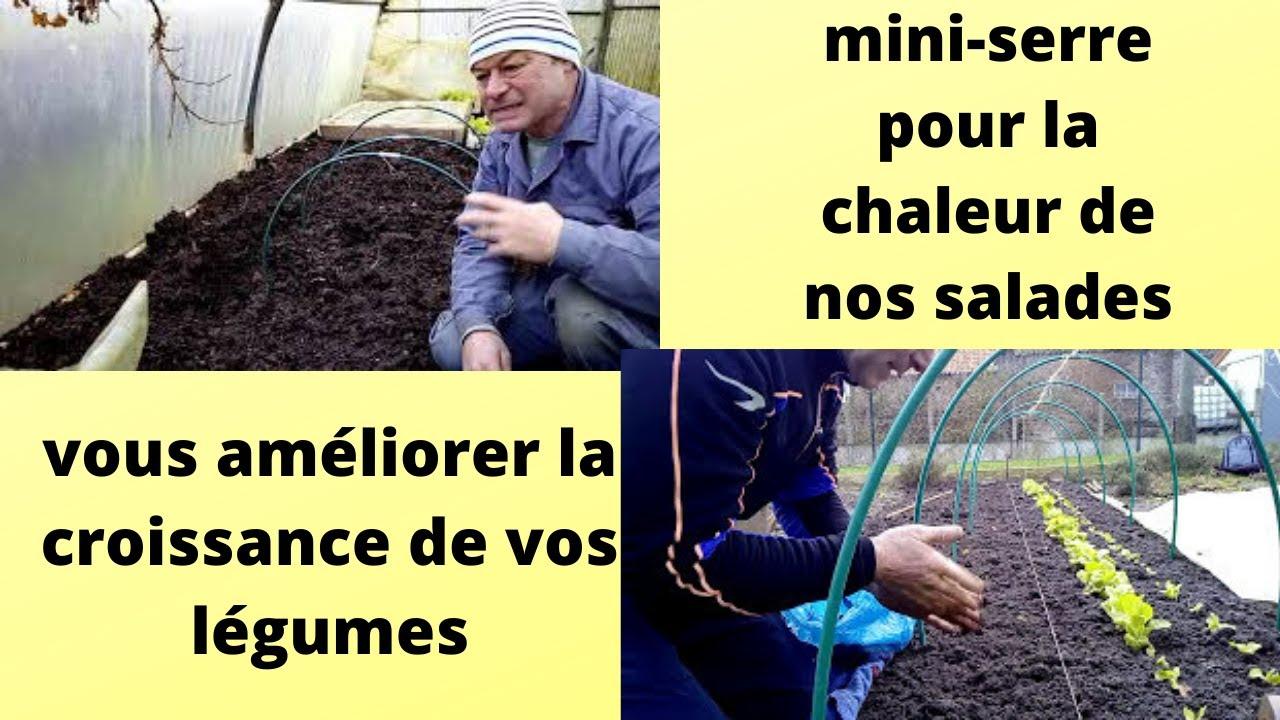 Comment faire une mini serre de jardin youtube - Comment monter une serre de jardin ...