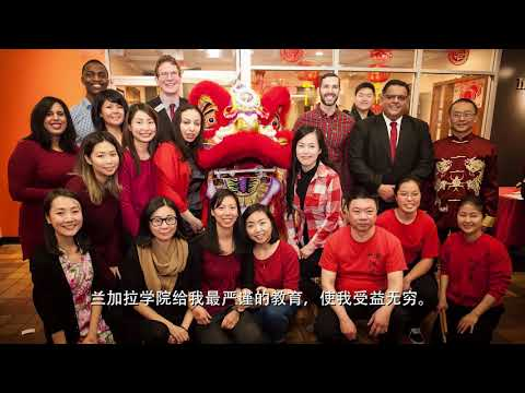 Student Success Stories: University Transfer from Langara College (Chinese subtitles)