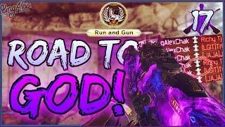 'GODLY 1-SHOT KILL GUN!!' Black Ops 3 - ROAD TO GOD! (MOTHERSHIP KILLS & SMOKE SCREEN CHALLENGE!)