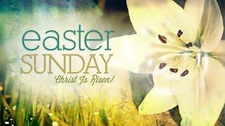 Easter Indoor Service