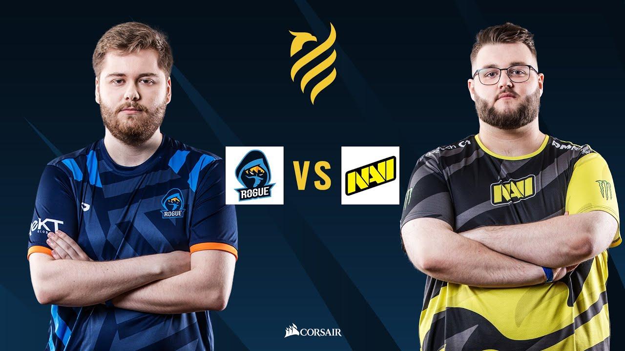 Rogue vs Natus Vincere // Rainbow Six European league - Playday #3