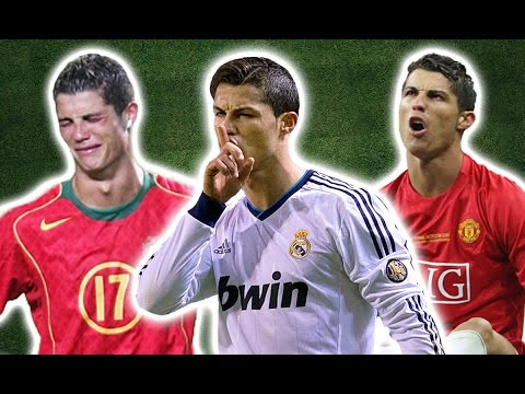 The 5 WORST Moments Of Cristiano Ronaldo's Career