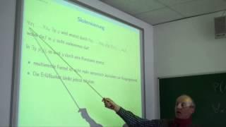 Theoretische Informatik Vorlesung Nr. 4