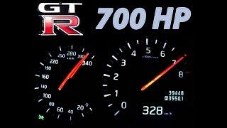 Nissan GTR Acceleration Onboard 0-328 km/h Porsche 911 Onboard POV ...