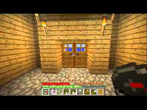 Minecraft Como Construir Una Buena Casa Youtube