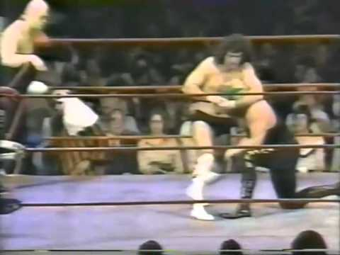 Iceman Parsons & Brian Adias vs Super Destroyers