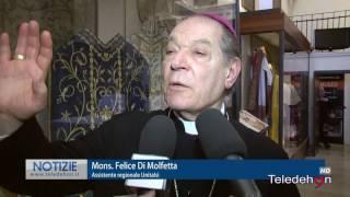 BARLETTA: INSEDIATO L'ASSISTENTE REGIONALE UNITALSI