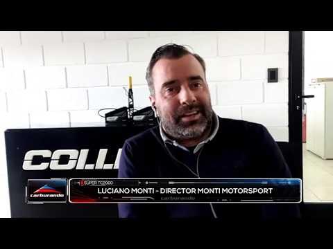 Monti: El golpe llegará luego de la primera carrera