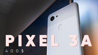 Распаковка GOOGLE PIXEL 3a. 400$ за камерофон.