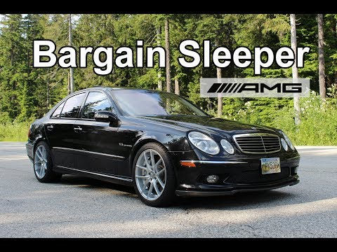 I Bought a Mercedes E55 AMG - The Best Sports Sedan For The Value
