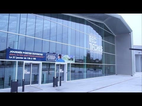 Journée Portes Ouvertes 2018  | Groupe ESC Troyes