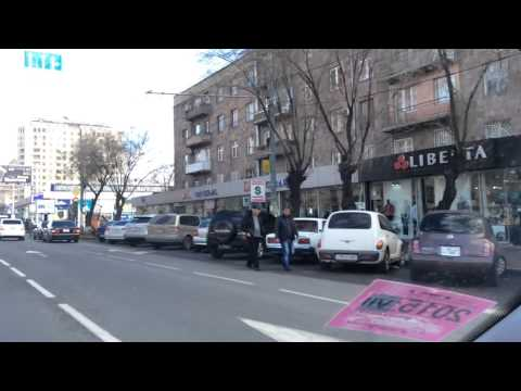 Yerevan, 10.02.2015, Azatutyan, Komitas, Zeytun