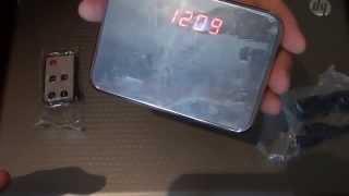 обзор часов со скрытой камерой и датчиком движения(У нас http://vam-yspexa.ru/good/chasy-s-kameroj-datchikom-dvizheniya вы можете купить новые шпионские часы с камерой,которые выглядят..., 2014-03-30T03:28:01.000Z)