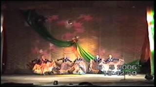 Цыганский танец г.Новопавловск 2006.mp4
