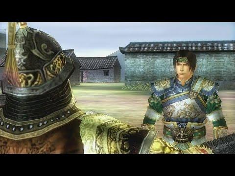 Warriors Orochi - Shu Chapter 5 - Battle of the Wu Territory